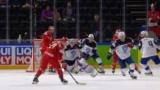 Франция - Беларусь 6:2 видео шайб и обзор матча чемпионата мира по хоккею в 2018 году