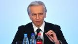 «Ведём переговоры»: Дюков о поиске тренера сборной России, реформе РПЛ и лимите на легионеров
