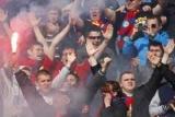 Российские футбольные болельщики напугали провокации британцев