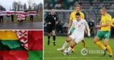 Сборная Литвы отказалась ехать на матч в Беларусь, чтобы