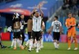 Меркадо вывел сборную Аргентины вперед в игре против Франции