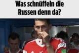 Подозреваю, нюхающие российские футболисты заставили немцев говорить допинга
