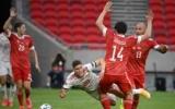 Сборная России сыграла вничью с командой Польши перед стартом Евро