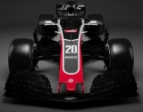 Haas первой из команд Формулы-1 представил новый болид