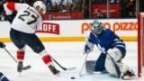 НХЛ: Торонто минимально обыграл Флориду