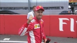Феттель выиграл квалификацию Гран-при Германии, Хэмилтон - 14 °