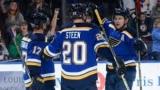 НХЛ: Сент-Луис в овертайме победил Сан-Хосе, Детройт переиграл Питтсбург